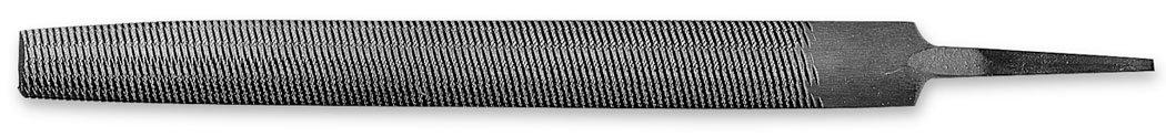 Mercer Abrasives BALH14 Aluminum Files, Half Round, 14-Inch