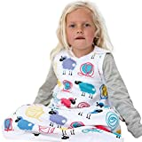 Merino Kids ''Spring Sheep'' Baby Sleep Bag For Babies 0-2 Years
