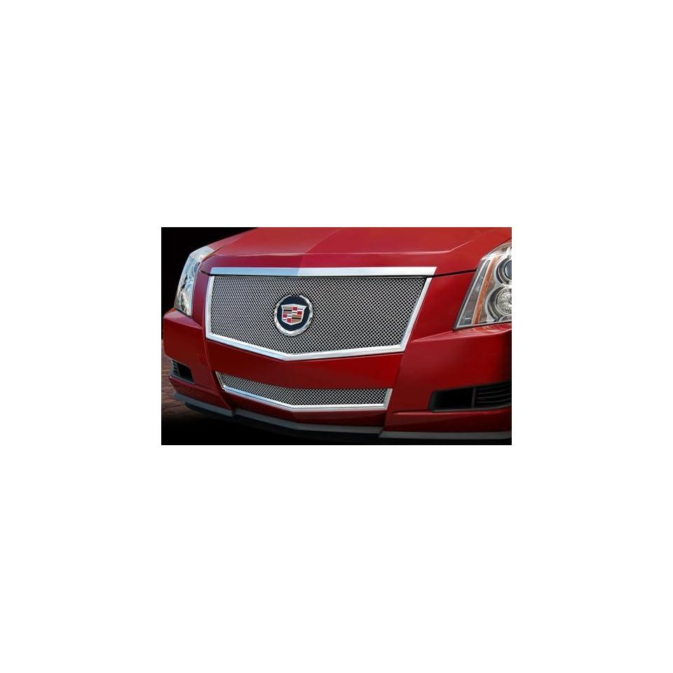 2008 2011 Cadillac CTS Coupe & Sedan 2pc Classic Chrome