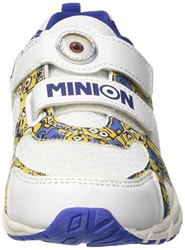 Minions S17951iaz - deportivas bajas Niños Bianco