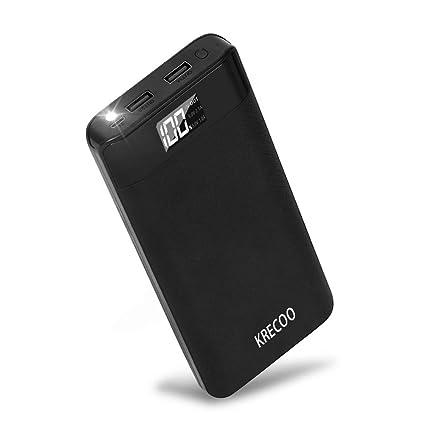 Amazon.com: KRECOO - Cargador portátil para teléfonos ...
