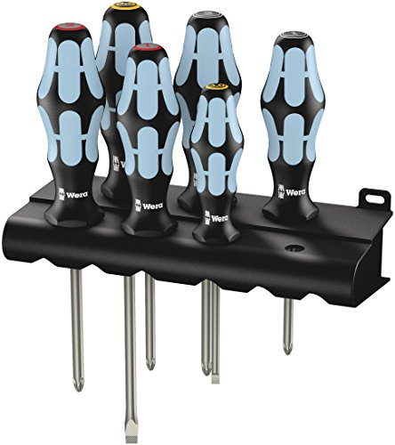 Wera Kraftform Stainless Screwdriver 6 Piece