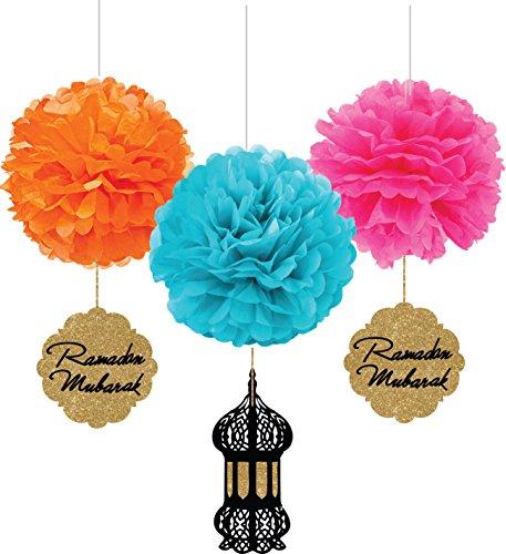 UPC 617762410642, Ramadan Pompom Set