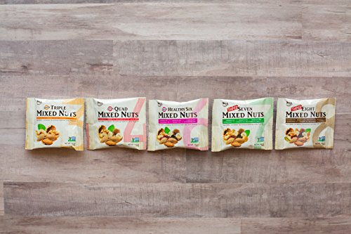 Daily Fresh Quad Mixed Nuts, 24 Count by Daily Fresh (Image #6)