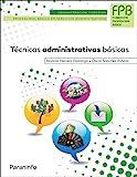 img - for TECNICAS ADMINISTRAT.BAS.FPB.PAR book / textbook / text book