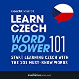 Learn Czech: Word Power 101