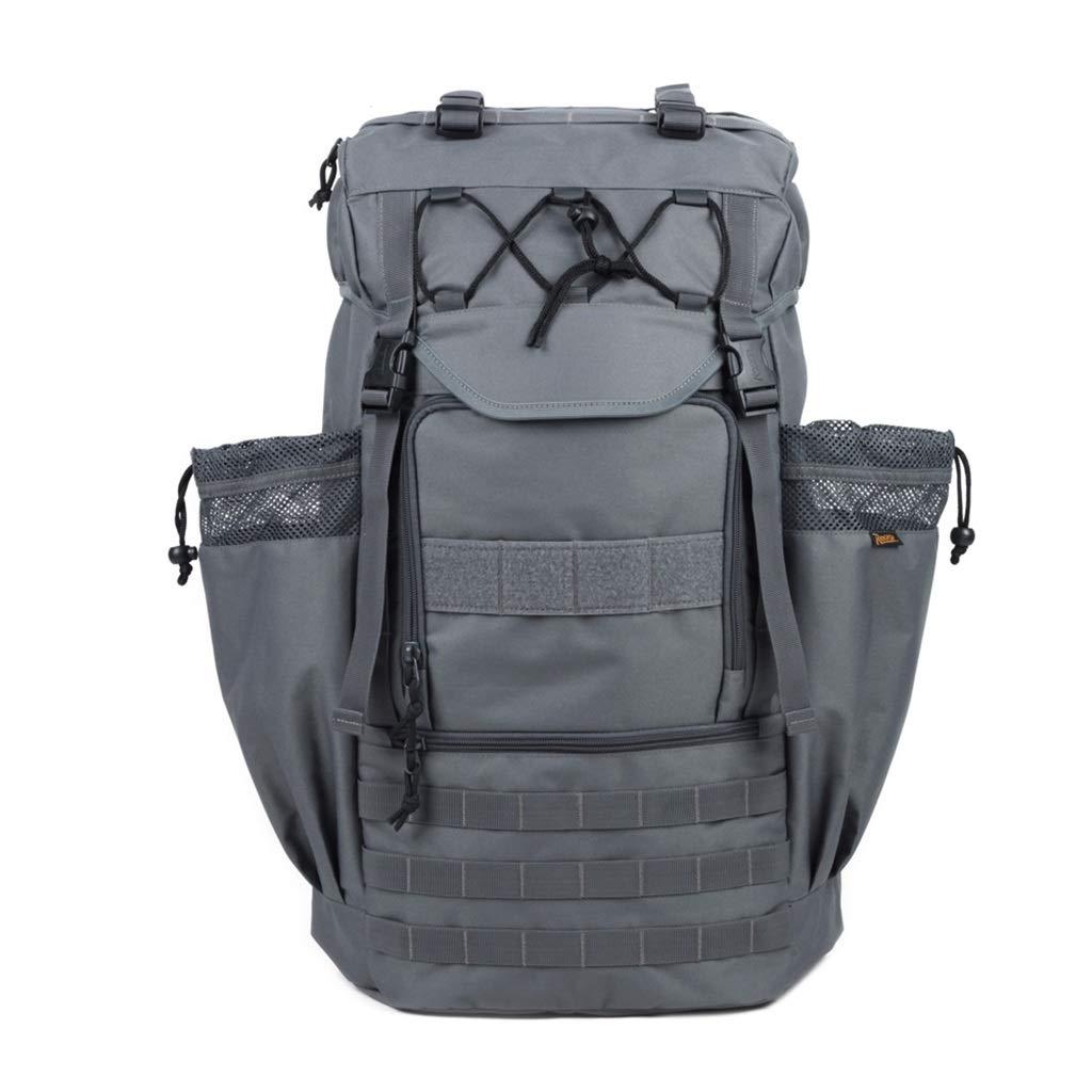 アルパインパック バックパックアウトドアスポーツ登山バッグスポーツバックパックユニセックス多機能バックパック容量55L (色 : B)  B B07HD8W69S