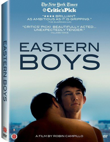 DVD : Olivier Rabourdin - Eastern Boys (Subtitled, Dubbed)