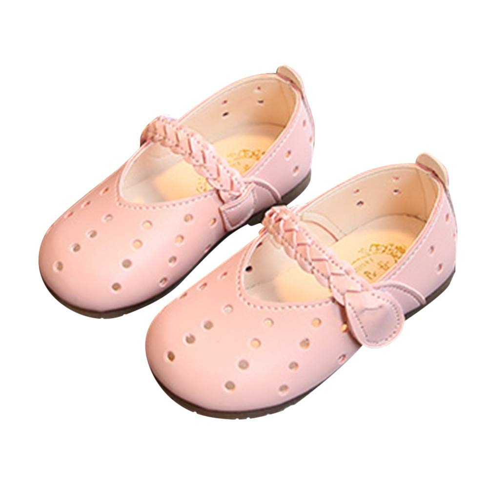 4eddd5bb9d00b Amazon.com: Lucoo baby boots,Children Infant Kid Girls Solid Leather ...