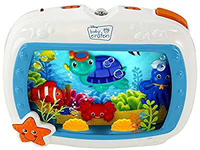 Baby Einstein Sea Dreams Soother (Includes 4-Pack Energizer C Batteries)