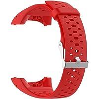 YOEDAF Correa de Silicona de Repuesto para Reloj Polar M400 M430 GPS, Correa, Reloj Deportivo Inteligente, Correa de muñeca con Herramientas