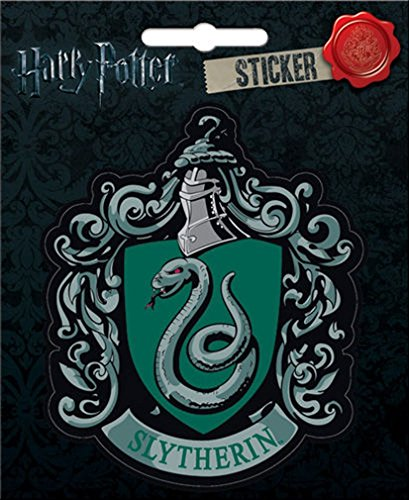 Ata-Boy Harry Potter Slytherin Crest 4