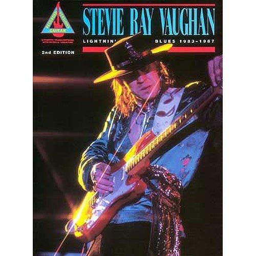 Stevie Ray Vaughan - Lightnin' Blues 1983-1987 - Guitar Recorded Version ()