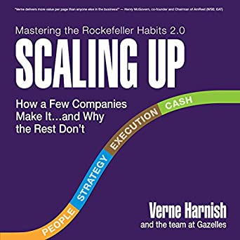 Image result for scaling up by verne harnish