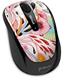 Microsoft Limited Edition Artist Series 3500 Wireless Mobile Mouse, James (GMF-00248)