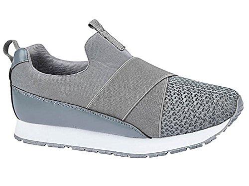 Foster Footwear - Sandalias de Lona hombre para chico mujer q6YTvDjuvn