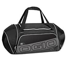 Ogio Endurance Sports 4.0 Duffle Bag (47 Litres) (One Size) (Black/ Silver)