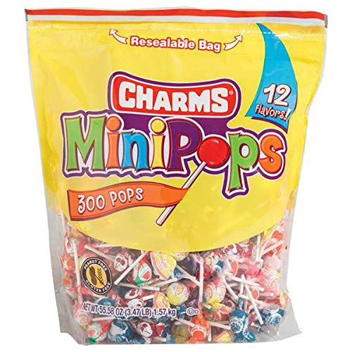 Charms Mini Pops (Pack of 14)