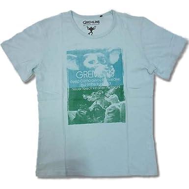 グレムリン GREMLINS ギズモ ピクチャー プリント 柄 半袖 Tシャツ メンズ ファッション T LL 水 bia107