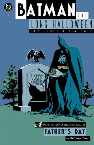 Batman: The Long Halloween (1996-) #9 -