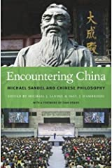 Encountering China – Michael Sandel and Chinese Philosophy Hardcover