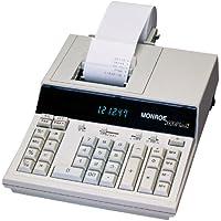 Monroe MR2020PLUSII 12 Digit Print/Display Calculator