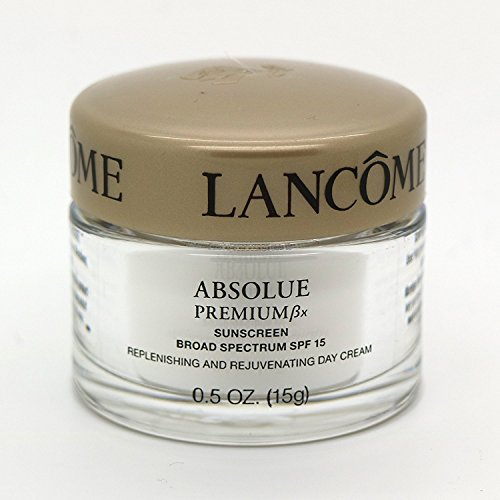 (Lancome  Absolue Premium Bx Advanced Replenishing Cream SPF15, 0.5OZ)