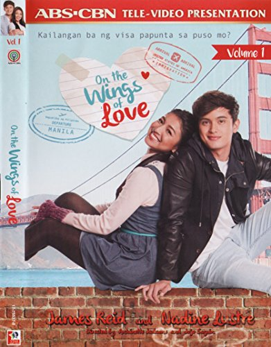 On the Wings of Love Vol 1 Filipino Dvd