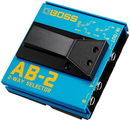 Boss AB-2 2-Way Selector ()