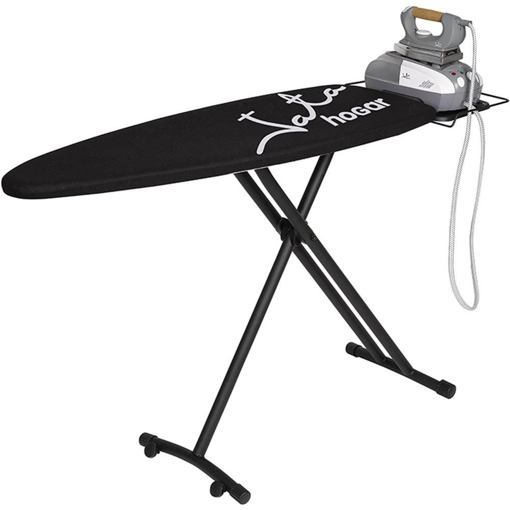 Azul Leifheit AirBoard M Solid Plus Tabla de Planchar Metal 154x8x49 cm
