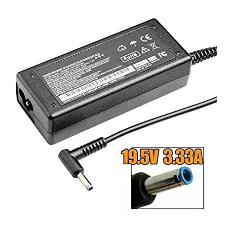 CARGADOR PORTATIL HP 19.5V 3.33A 4.5x3.0 ENVY 4 6: Amazon.es ...