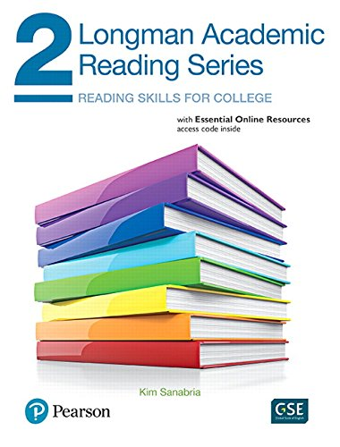 Longman Academic Reading Series 2 with Essential Online Resources ()
