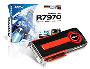 MSI Computer Corp. R7970-2PMD3GD5 Graphics Card