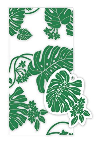 Hawaiian Candy Lei Kit Monstera Green