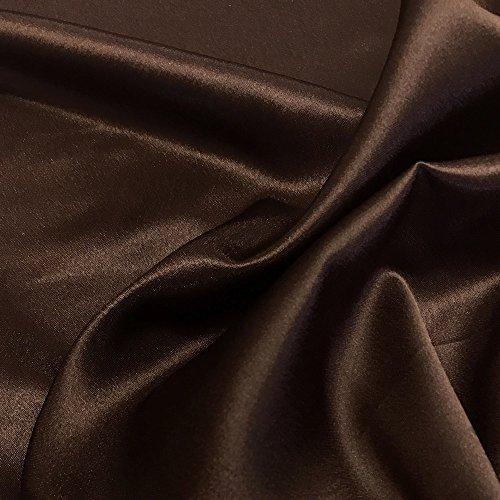 (Crepe Back Satin Bridal Fabric Drapery Soft 60