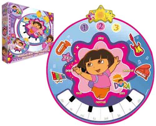 IMC Toys 704041 - Dora La Exploradora. Alfombra De Baile 680166