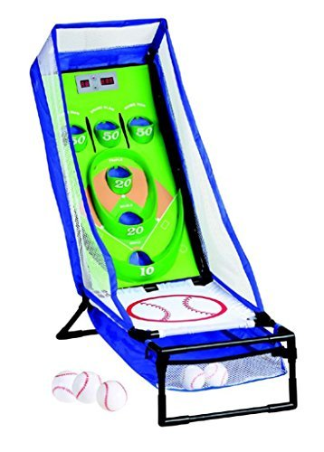 Electronic Bounce And Score Baseball Game by Etna Products Co.