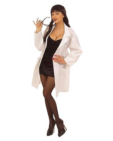 d08557c35a4 Horror-Shop Arzt Labor Kittel Unisex L  Amazon.de  Spielzeug