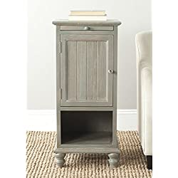 Safavieh American Homes Collection Jezabel French Grey End Table