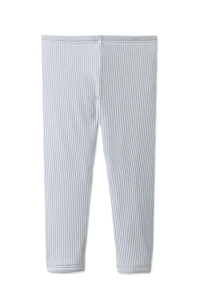 AGOWOO Kids Girls Boys Long Johns Thermal Underwear Set Polar Fleece Green 3T-4T
