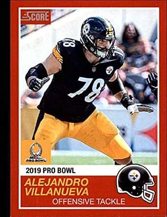 41bf56090 Amazon.com  2018 Panini Instant NFL Pro Bowl 1989 Score Design ...