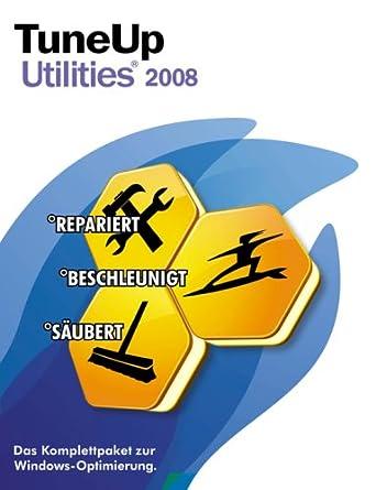 tuneup utilities 2008 vollversion deutsch