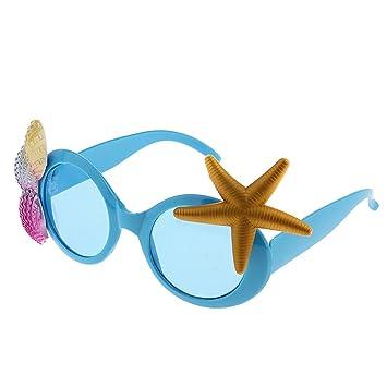 MagiDeal Tropical Gafas de Sol Estrella de Mar Accesorio de ...