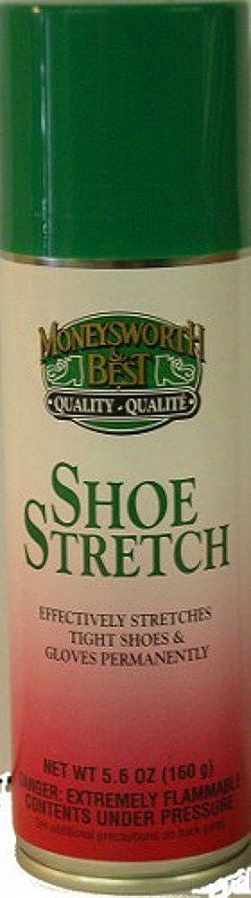 Moneysworth & Best Shoe Stretch Shoe Stretch Spray 4.5 oz