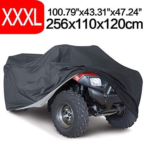 Shomyn - Universal Quad Bike ATV Cover 190T Beach motorcycle Protect...
