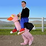 Ollie Ostrich Illusion Costume Adult