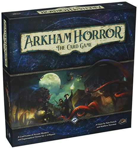 Fantasy Flight Games Arkham Horror: The Card Game from Fantasy Flight Games