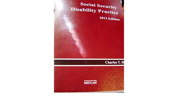 Social Security Disability Practice w/ CD-ROM Update