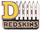 Washington Redskins D-Fence Pin