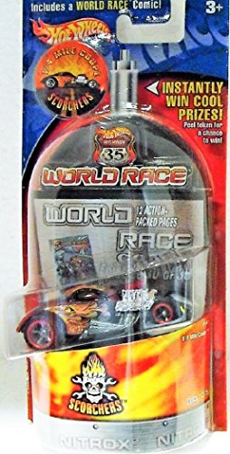 Hot Wheels World Race Highway 35: Scorchers 1/4 Mile Coupe (0.25 Mile Coupe)